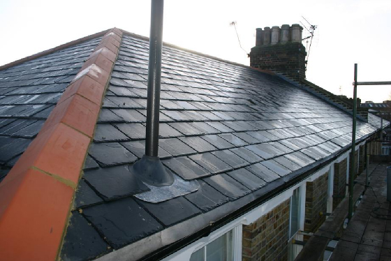 Slate Roof Repairs And Replacement